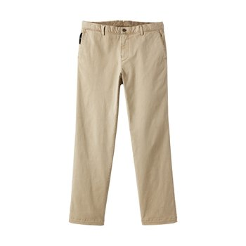 Garment Dyed 265 Straight Sand khaki