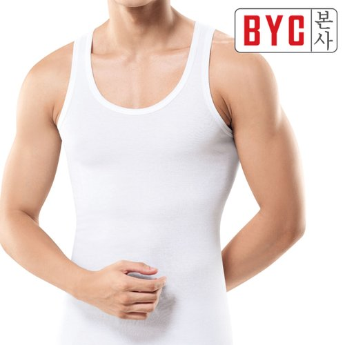 [BYC공식]BYC골런닝 BYC2113-WH(백색)