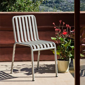 Palissade Chair Hot Galvanized