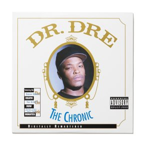 [USED VINYL] Dr. Dre-Chronic