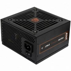 COOLMAX FUSION 600W 80PLUS Bronze 230V EU