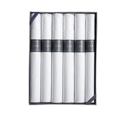시가 롤드 행커치프 6pk Cigar-Rolled Handkerchiefs-6pk