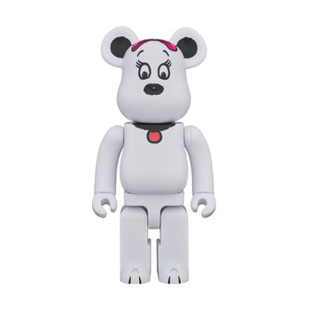 1000% BEARBRICK BELLE
