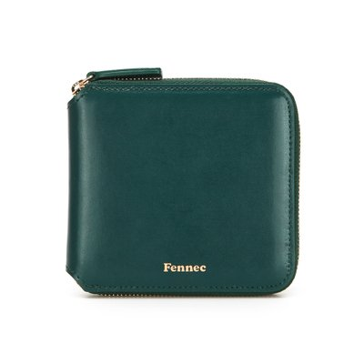 Fennec Zipper Wallet 028 Moss Green