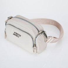 ★SUMR31041★S.A side pocket  Air Panini Bag _IVORY