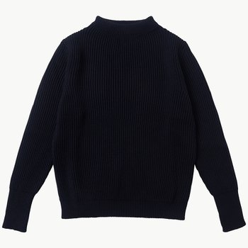NAVY CREWNECK NAVY BLUE