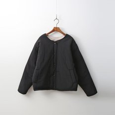 Simple Shearling Jumper - 덤블안감