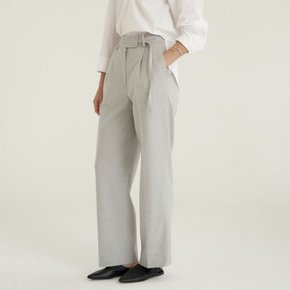 [30%할인적용가]wool pants (grey)