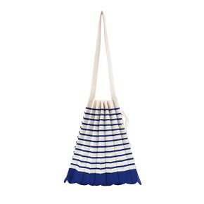 Lucky Pleats Knit M Stripe (ALL) (KNITBAGSTRIPEALL20SS)
