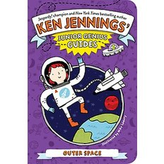 Outer Space (Paperback)  - Ken Jennings` Junior Genius Guides