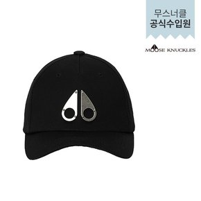 [MOOSEKNUCKLES] 남성 로고 아이콘 캡LOGO ICON CAP(21SM39MA534MK282)