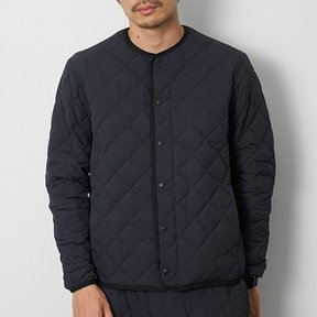 스노우피크 Recycled NY Ripstop DownCardigan Black