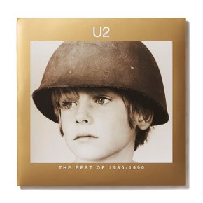 U2 - The Best Of 1980-1990 (180 Gram Vinyl)