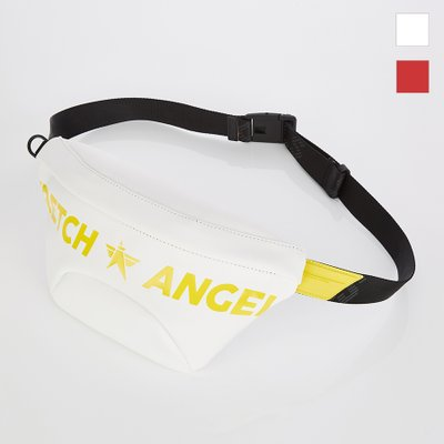 [S.P.U] Round volume fanny bag S (2color)