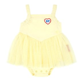 BP heart wappen baby tutu bodysuit (BP0216259)