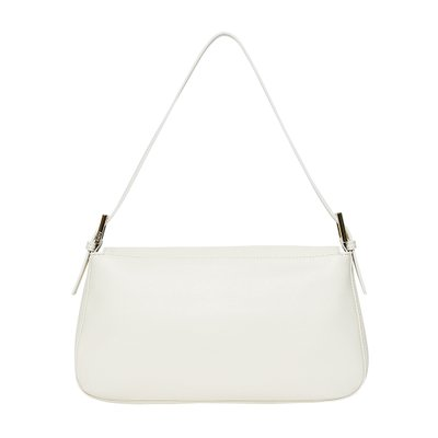 [레이브]Real Leather Luke Bag in White_VX0SG0830