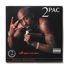 [USED VINYL] 2 PAC - All Eyez on Me (Explicit Content)