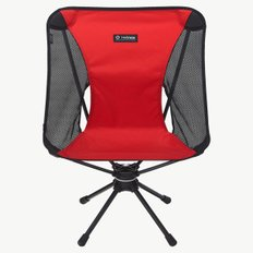 Swivel Chair Red