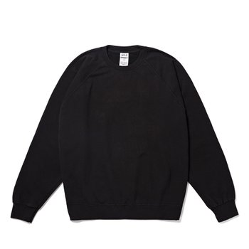 MATSUMOTO SWEAT SHIRT BLACK