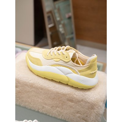 (W)20SS LA클라우드LA CLOUD LOW TRAINER(16601-01516)QMWH