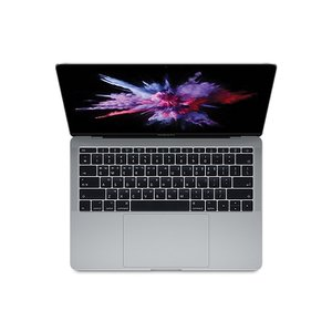 [Apple] 2017 13형 MacBook Pro 256GB - 스페이스그레이/ 2.3Ghz/8GB/256GB (MPXT2KH/A)