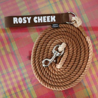 [로지치크]ROSY CHEEK LEASH - COCOA
