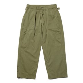 MARLON FATIGUE PANTS MILITARY GREEN