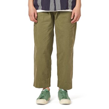 [현대카드 50%]MARLON FATIGUE PANTS MILITARY GREEN
