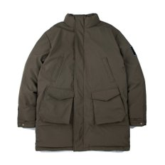 A PATCH DAILY FIELD PARKA (KHAKI)