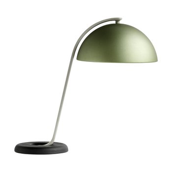Cloche Table Lamp Mint Green