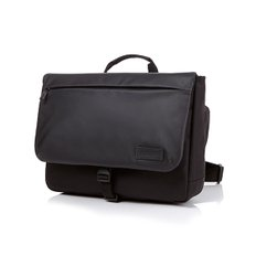 ALCO MESSENGER BAG BLACK GJ409001