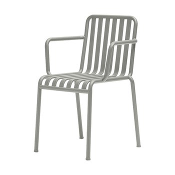 Palissade Arm Chair Sky Grey