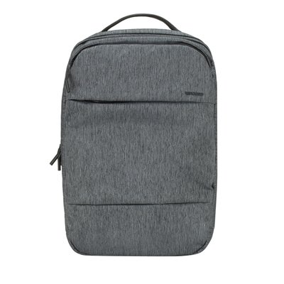 City Backpack - Heather Black