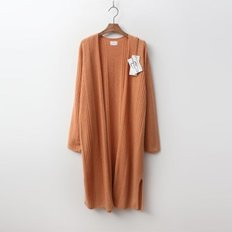 Laine Wool Cashmere Long Cardigan