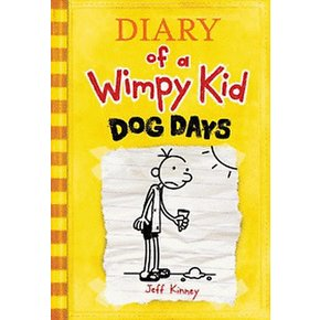 Diary of a Wimpy Kid 4 : Dog Days (Paperback/ International Edition)