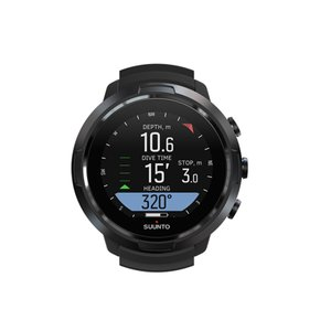 (본사공식) SUUNTO D5 ALL BLACK WITH USB CABLE SS050192000