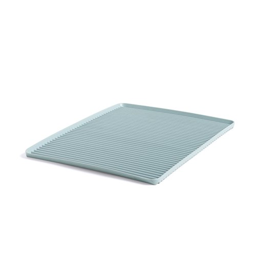 DISH DRAINER TRAY LIGHT BLUE