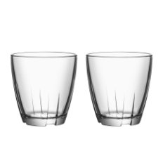 Bruk glasses small 2-pack 브룩 글라스 clear