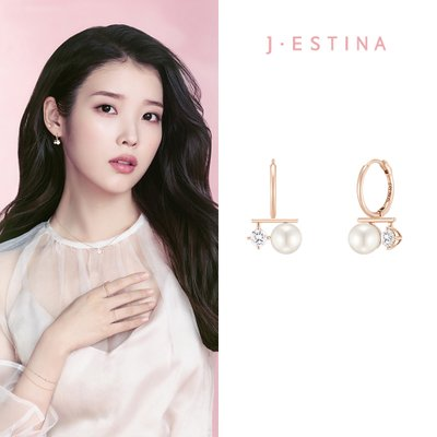 BASIC PERLINA 14K 귀걸이 (JJP1EF1BS184R4000)