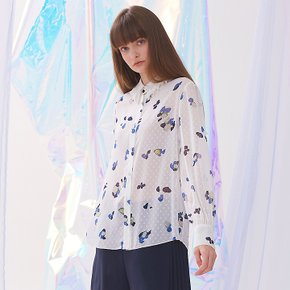 Snapdragon Blouse_Ivory