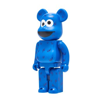 400% BEARBRICK COOKIE MONSTER