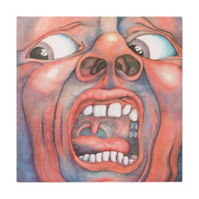 [USED VINYL] King Crimson - In the Court of the Crimson King