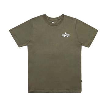 SMALL LOGO TEE OLIVE