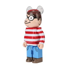400% BEARBRICK WALLY