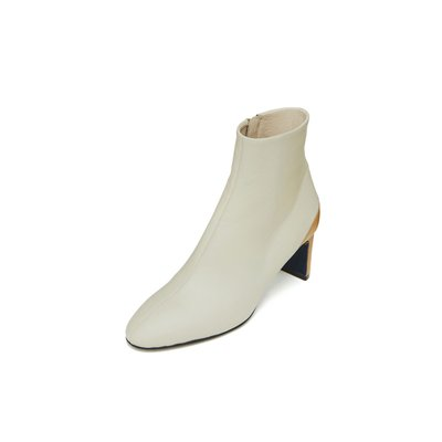 Duwberry ankle boots(ivory)_DG3CX18545IVY