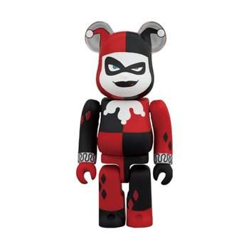 400%+100% BEARBRICK HARLEY QUINN (BATMAN THE ANIMATED SERIES VERSION)