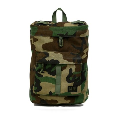 [MIS]Backpack - Woodland Camo