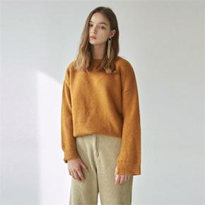 MIX COLOR SWEATER_MUSTARD (3698190)