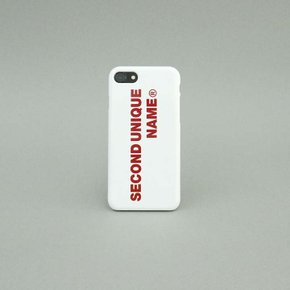 SUN CASE LOGO WHITE