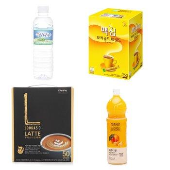 커피음료 대표상품 모음전